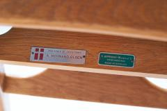 Arne Hovmand Olsen No 55 Lounge Chair by Arne Hovmand Olsen for P Jeppesen M belfabrik DK 1955 - 1611577