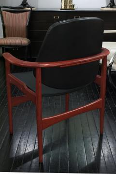Arne Hovmand Olsen Pair of Arm Chairs in Teak by Arne Hovmand Olsen - 156270