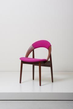 Arne Hovmand Olsen Pair of Rare Dining Chairs in Teak by Arne Hovmand Olsen - 1011534