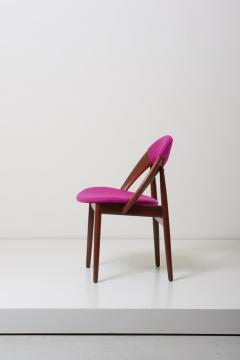 Arne Hovmand Olsen Pair of Rare Dining Chairs in Teak by Arne Hovmand Olsen - 1011535