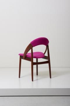 Arne Hovmand Olsen Pair of Rare Dining Chairs in Teak by Arne Hovmand Olsen - 1011536