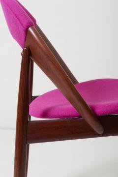 Arne Hovmand Olsen Pair of Rare Dining Chairs in Teak by Arne Hovmand Olsen - 1011539