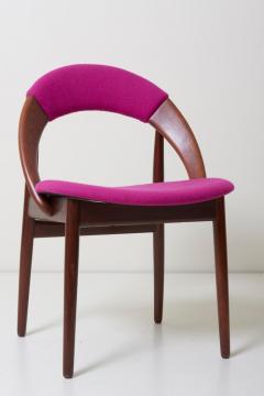 Arne Hovmand Olsen Pair of Rare Dining Chairs in Teak by Arne Hovmand Olsen - 1011542