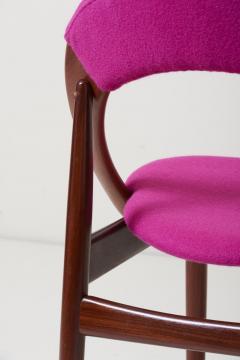Arne Hovmand Olsen Pair of Rare Dining Chairs in Teak by Arne Hovmand Olsen - 1011543