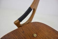 Arne Hovmand Olsen Scandinavian Modern Scissor Chair Designed by Arne Hovmand Olsen - 1039152