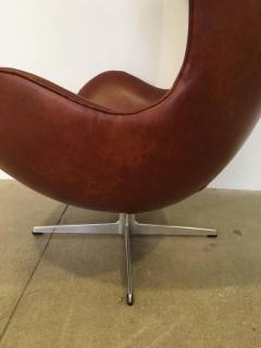Arne Jacobsen Arne Jacobsen Egg Chair Produced by Fritz Hansen 1965 - 1608073