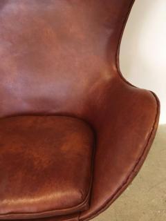 Arne Jacobsen Arne Jacobsen Egg Chair Produced by Fritz Hansen 1965 - 1608075