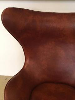Arne Jacobsen Arne Jacobsen Egg Chair Produced by Fritz Hansen 1965 - 1608076