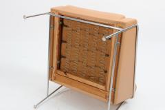 Arne Jacobsen Arne Jacobsen Series 3300 Natural Leather Armchair Fritz Hansen - 822657
