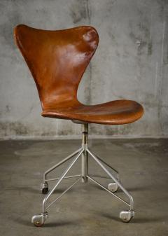 Arne Jacobsen Arne Jacobsen Sevener Swivel Desk Chair - 194104