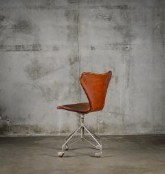 Arne Jacobsen Arne Jacobsen Sevener Swivel Desk Chair - 194106