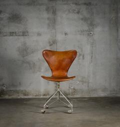 Arne Jacobsen Arne Jacobsen Sevener Swivel Desk Chair - 194109