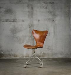 Arne Jacobsen Arne Jacobsen Sevener Swivel Desk Chair - 194110