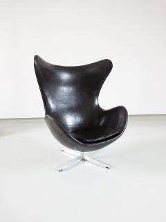 Arne Jacobsen Egg Chair By Arne Jacobsen For Fritz Hansen Original