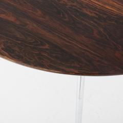 Arne Jacobsen FH 3603 Egg Table in Rosewood - 316433