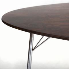 Arne Jacobsen FH 3603 Egg Table in Rosewood - 316435