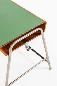 Arne Jacobsen Munkegaard School Desk Produced by Fritz Hansen - 1988277