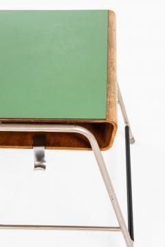 Arne Jacobsen Munkegaard School Desk Produced by Fritz Hansen - 1988279