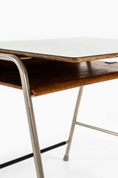 Arne Jacobsen Munkegaard School Desk Produced by Fritz Hansen - 1988280