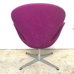 Arne Jacobsen Original Arne Jacobsen Swan Chair No 7105 for Fritz Hansen - 1624170