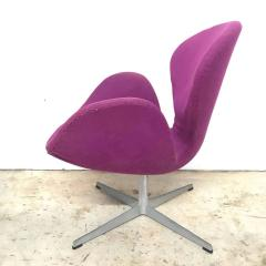 Arne Jacobsen Original Arne Jacobsen Swan Chair No 7105 for Fritz Hansen - 1624172