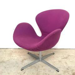 Arne Jacobsen Original Arne Jacobsen Swan Chair No 7105 for Fritz Hansen - 1624175