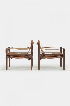 Arne Norell 2 Arne Norell Scirocco Armchairs Wenge 60  - 1719979
