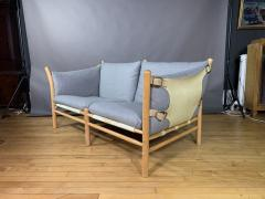 Arne Norell Arne Norell 2 Seat Ilona Light Leather Sofa Sweden - 1791958