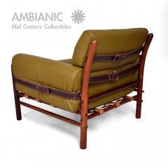 Arne Norell Arne Norrel KONTIKI Pair Of Safari Chairs   156650