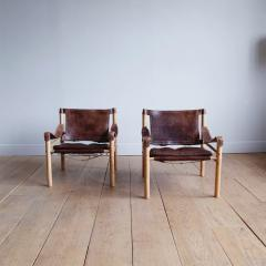 Arne Norell Pair of Arne Norell Scirocco Safari Chairs - 1168215