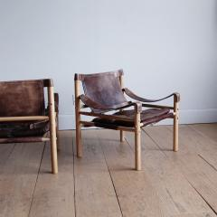 Arne Norell Pair of Arne Norell Scirocco Safari Chairs - 1168217