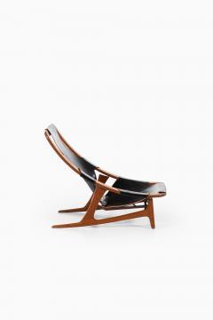Arne Tidemand Ruud Lounge Chair Model Holmenkollen Produced by Norcraft - 1884821
