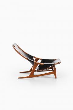 Arne Tidemand Ruud Lounge Chair Model Holmenkollen Produced by Norcraft - 1884822