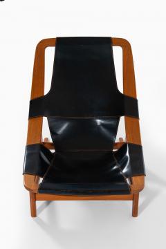 Arne Tidemand Ruud Lounge Chair Model Holmenkollen Produced by Norcraft - 1884826