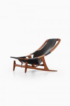 Arne Tidemand Ruud Lounge Chair Model Holmenkollen Produced by Norcraft - 1884830