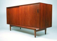 Arne Vodder Arne Vodder Danish Modern Teak Cabinet for Sibast - 308894
