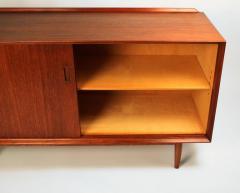 Arne Vodder Arne Vodder Danish Modern Teak Cabinet for Sibast - 308896