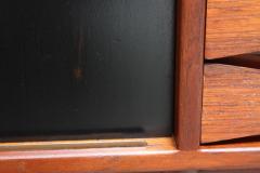 Arne Vodder Arne Vodder Teak Credenza with Reversible Doors - 374317