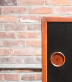 Arne Vodder Arne Vodder Teak Credenza with Reversible Doors - 374319