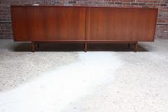 Arne Vodder Arne Vodder Teak Credenza with Reversible Doors - 374323