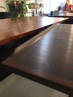 Arne Vodder Arne Vodder desk executive rosewood desk - 1252097