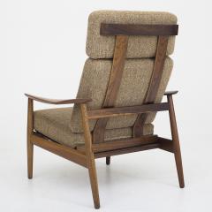 Genial Arne Vodder Lounge Chair In Rosewood   346467