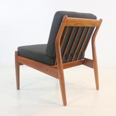 Arne Vodder Pair of Scandinavian Modern Easy Chairs Designed by Arne Vodder - 1667194
