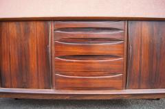 Arne Vodder Rosewood Sideboard Model 7738 by Arne Vodder for Skovby M belfabrik - 1222746