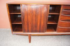 Arne Vodder Rosewood Sideboard Model 7738 by Arne Vodder for Skovby M belfabrik - 1222748