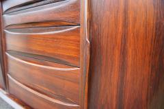 Arne Vodder Rosewood Sideboard Model 7738 by Arne Vodder for Skovby M belfabrik - 1222750