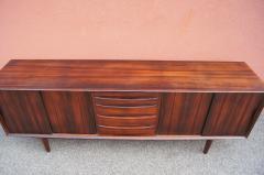 Arne Vodder Rosewood Sideboard Model 7738 by Arne Vodder for Skovby M belfabrik - 1222751