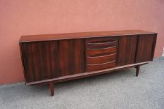 Arne Vodder Rosewood Sideboard Model 7738 by Arne Vodder for Skovby M belfabrik - 1222752