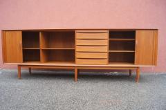 Arne Vodder Teak Sideboard Model 76 by Arne Vodder for Sibast - 1270250