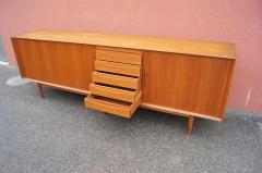 Arne Vodder Teak Sideboard Model 76 by Arne Vodder for Sibast - 1270253